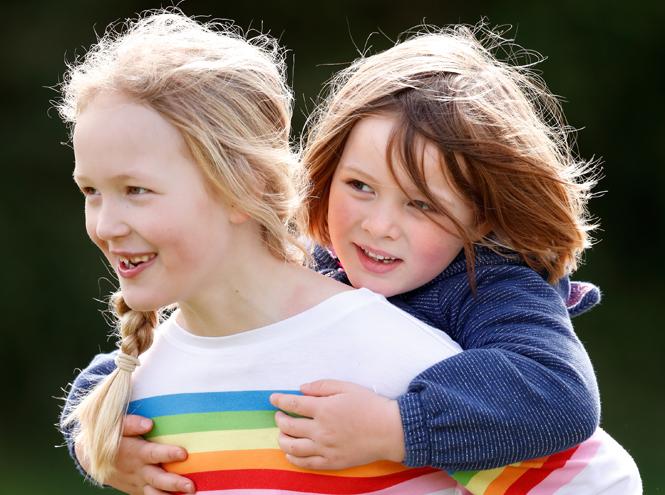 Фото №2 - Кто стал лучшей подругой принца Джорджа