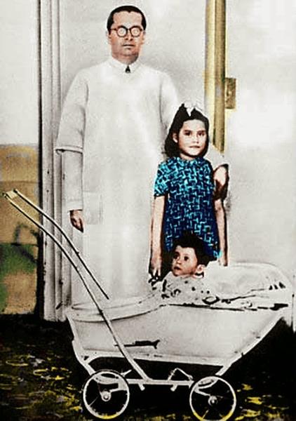 Фото №2 - Пятилетняя мама: жизнь и судьба Лины Медины, которая родила ребенка, когда еще сама ходила в детский сад