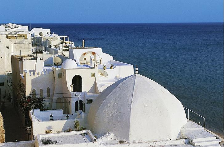 Фото №1 - В Тунисе найден затопленный древний город