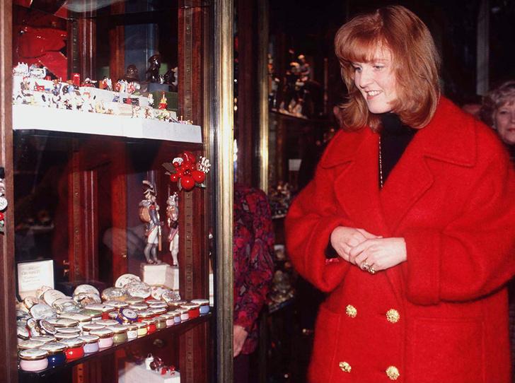 Фото №12 - Сара Фергюсон, герцогиня Йоркская: «Мы с Эндрю развелись, но не разошлись»