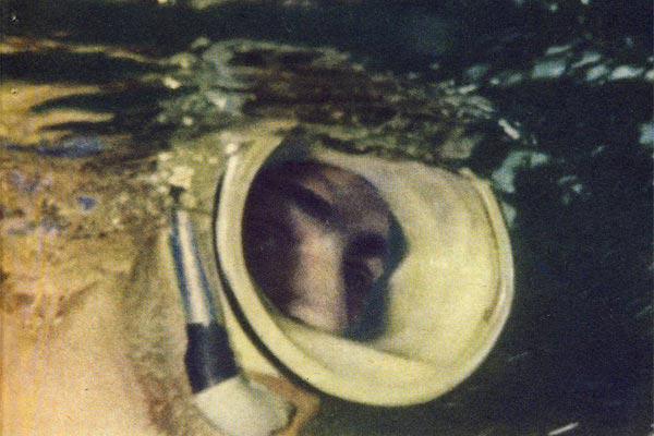 Фото №1 - С аквалангом у Полярного круга