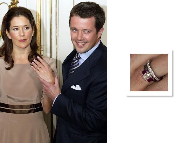 Фото №10 - Скажи «да!»: помолвочные кольца европейских принцесс и королев