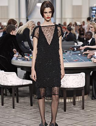 Фото №43 - Неделя Высокой моды в Париже: Chanel FW2015/16