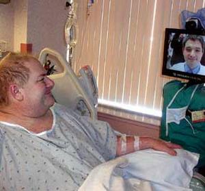 Фото №1 - Пациенты предпочитают роботов