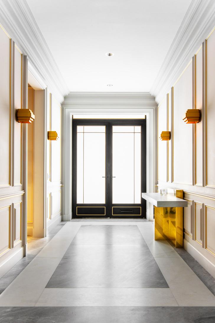Фото №5 - Апартаменты с парижской атмосферой в Нью-Йорке