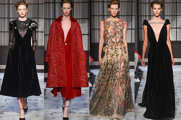 Schiaparelli, Haute Couture, осень-зима 2016/2017