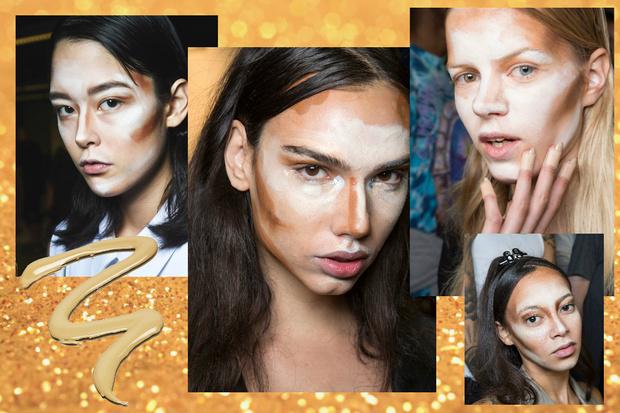 Фото №8 - 8 вариантов макияжа на Хэллоуин с подиумов