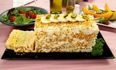Уникальный рецепт салата «Нежный»