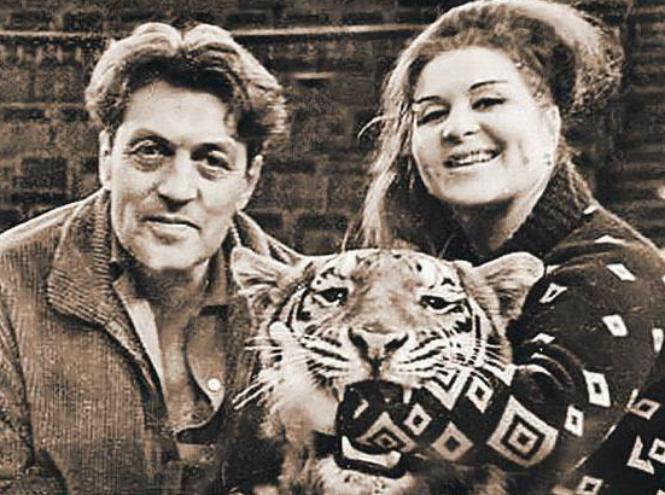 Фото №7 - Маргарита Назарова: звездный час, «итальянский» брак и одинокая смерть королевы тигров