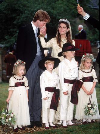 Фото №4 - Не только Кембриджские: кто еще пытался отговорить Гарри от женитьбы (и почему это не сработало)