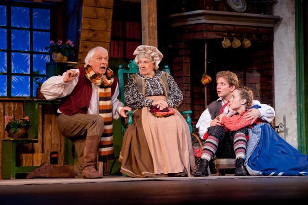 Фото №1 - «Снежная королева» в Малом театре приглашает юных зрителей