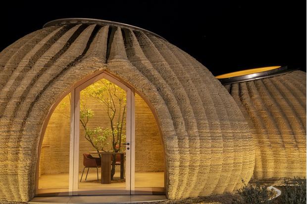 Фото №5 - Tecla: дом из глины, напечатанный на 3D принтере