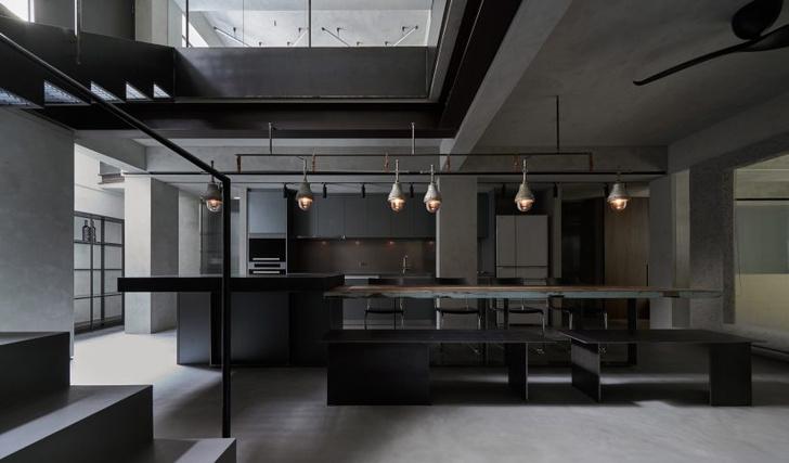 Фото №6 - Квартира на цокольном этаже в Тайбэе