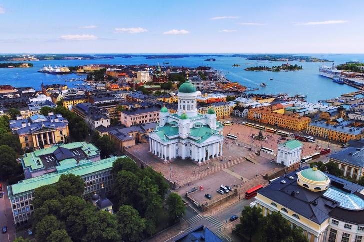 Фото №1 - Всё, что вы не знали о: крупнейший город в мире, пюре с сосисками на Новый год и еще 20 фактов о финнах