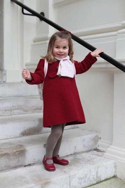 Фото №40 - Принцесса Шарлотта Кембриджская: третий год в фотографиях