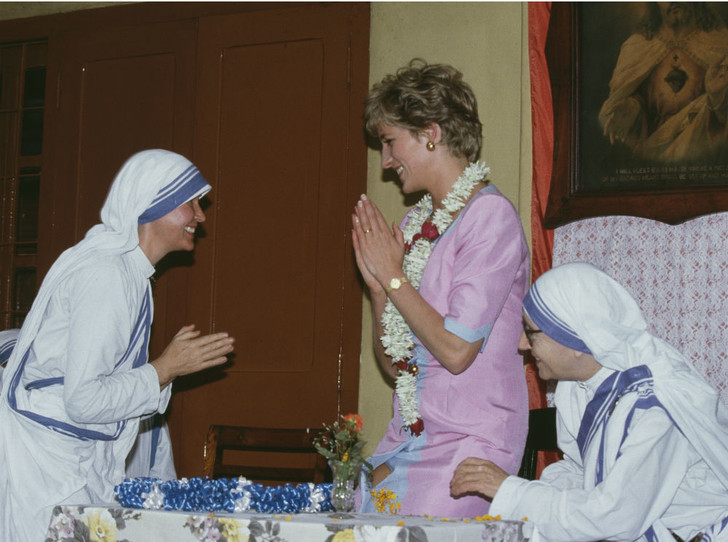Фото №3 - Другая Диана: встреча, перевернувшая жизнь принцессы