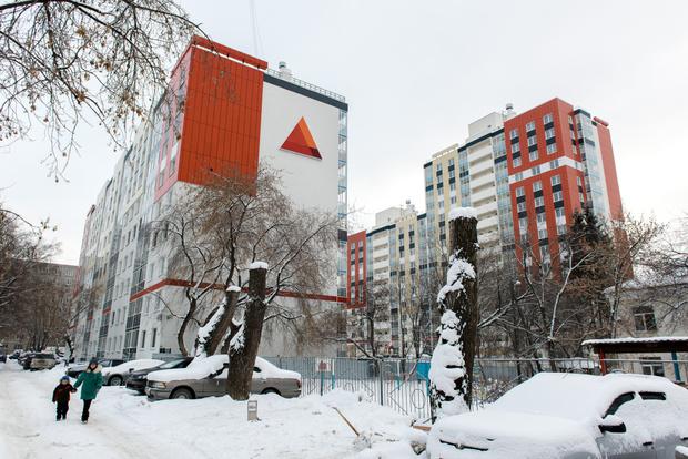 Фото №2 - ЖК «Альфа»: дома на улицах, которые никуда не ведут