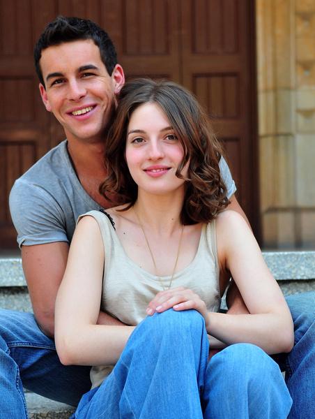 Актеры «Три метра над уровнем неба» Мария Вальверде и Марио Касас встречались в реальной жизни»