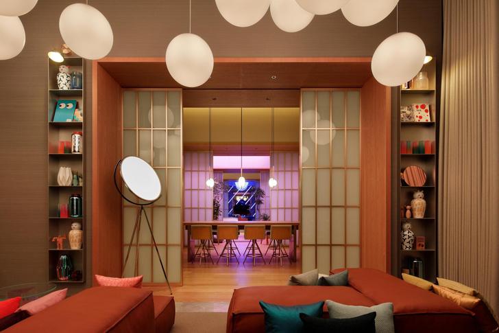 Фото №8 - Огни большого города: отель в Осаке
