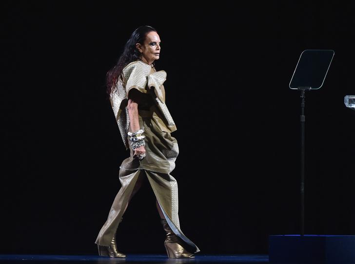 Фото №2 - Эксцентрик №1: Как Мишель Лами управляет миром моды вместе с Риком Оуэнсом