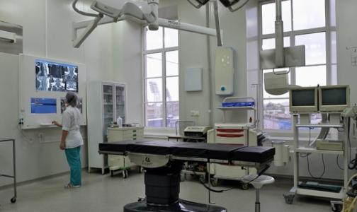 Фото №1 - В больнице святой Марии Магдалины детям будут делать операции на почках без разрезов