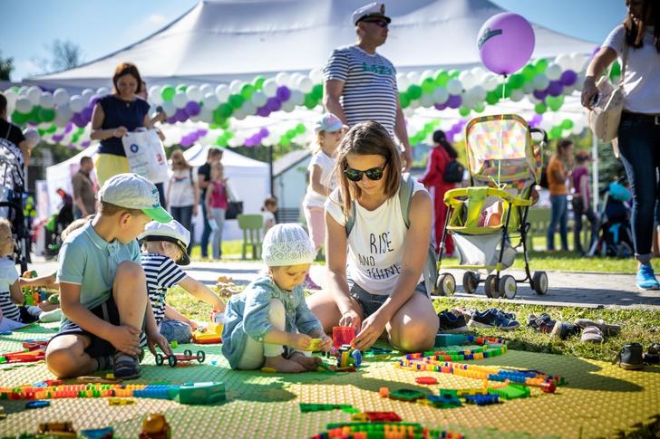 Фото №2 - В Москве пройдёт 18-й семейный фестиваль «МамаПати»