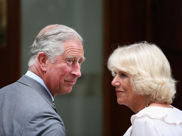 Фото №1 - Месть или любовь: почему королевская семья не верила в чувства Камиллы к Чарльзу