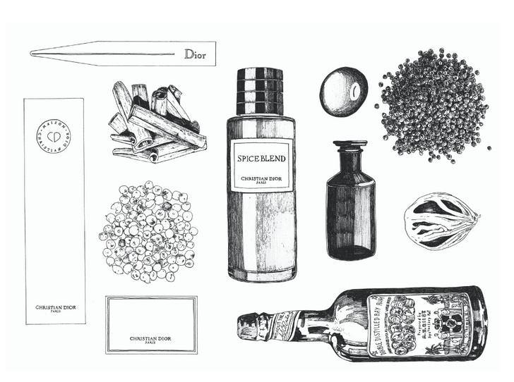 Фото №3 - Аромат дня: Spice Blend от Maison Christian Dior