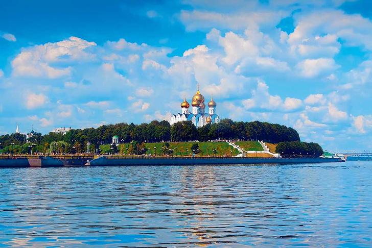 Фото №4 - 1000 лет назад… основан Ярославль