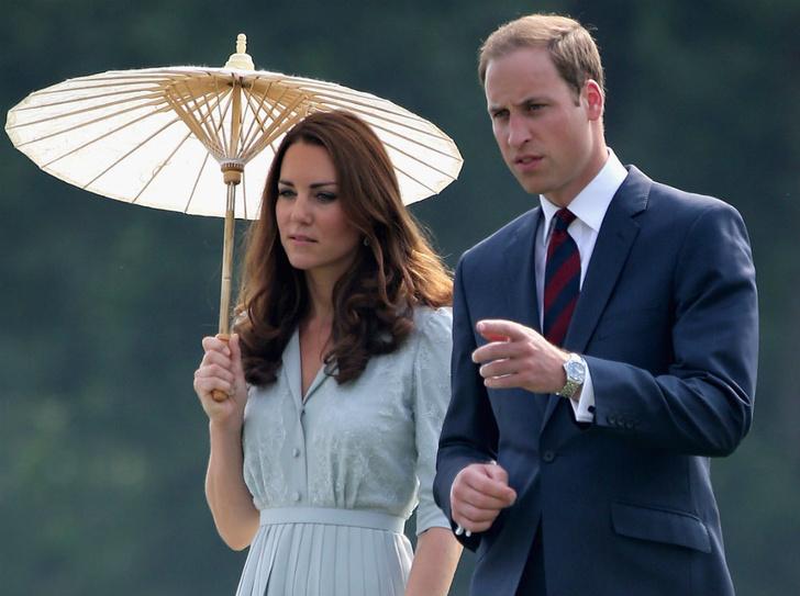 Фото №1 - Худший подарок, который Уильям преподнес Кейт (по версии самого принца)