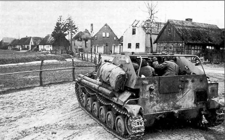 В городских боях открытая рубка была скорее преимуществом, чем недостатком СУ-76