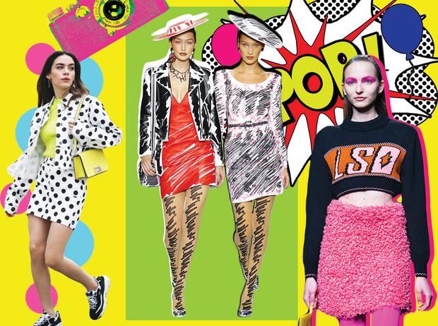 Фото №1 - Как одеться в стиле поп-арт: 20 самых модных вещей