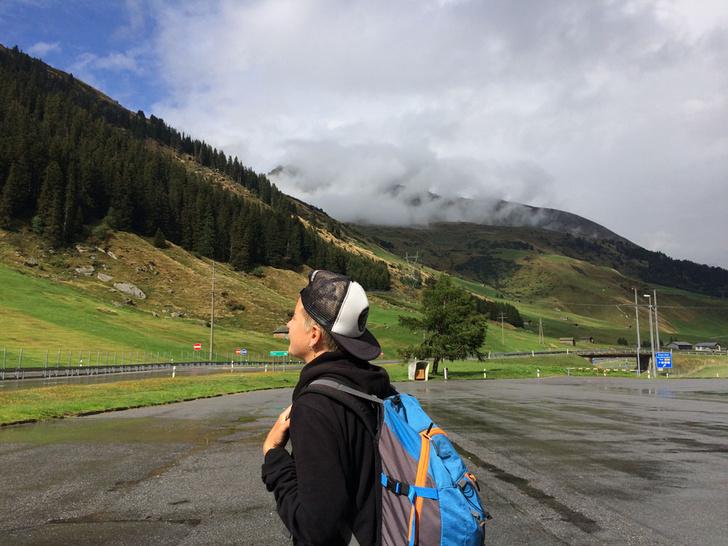 Фото №1 - Крути педали: как я проехала на велосипеде через всю Европу