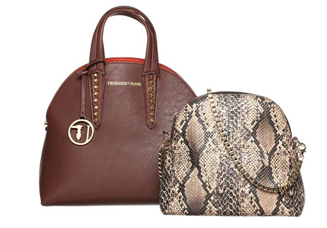 Фото №5 - It bag: Aspen от Trussardi Jeans