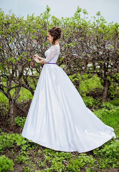 Фото №4 - Под марш Мендельсона: актуальные тренды свадебной моды
