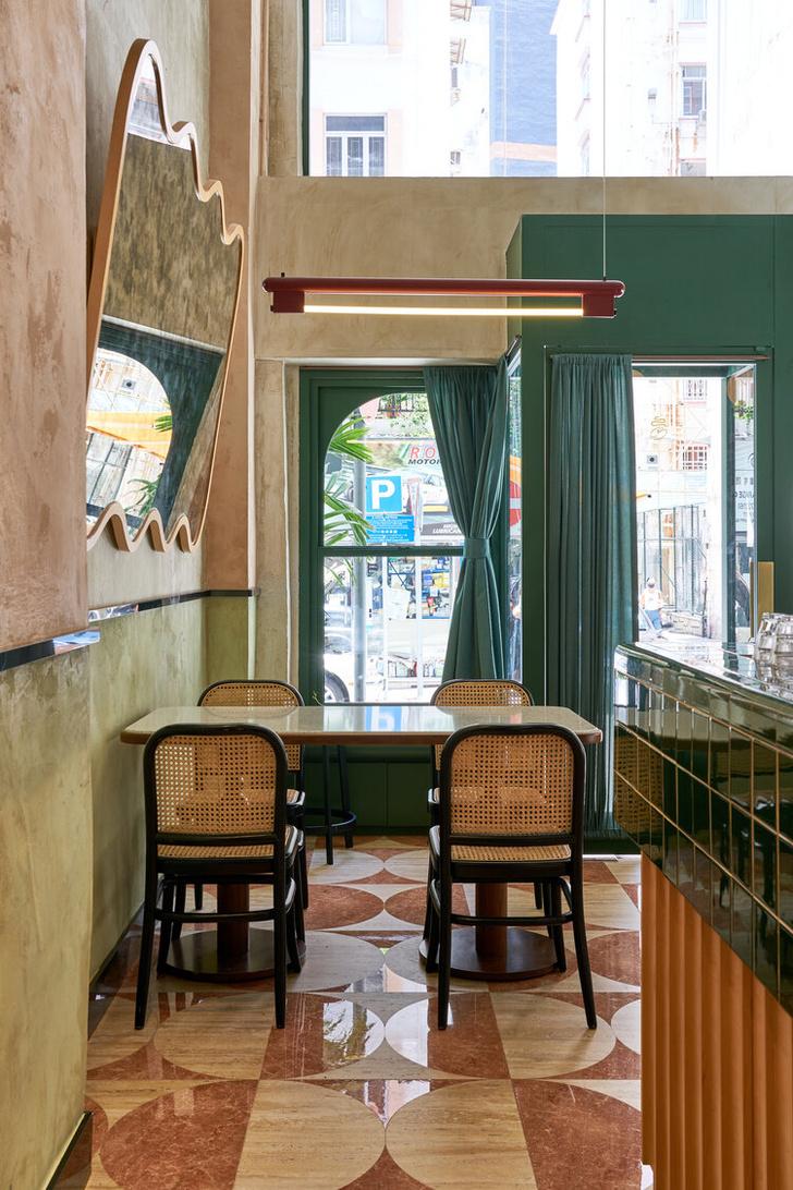 Фото №9 - Итальянская кофейня в Гонконге