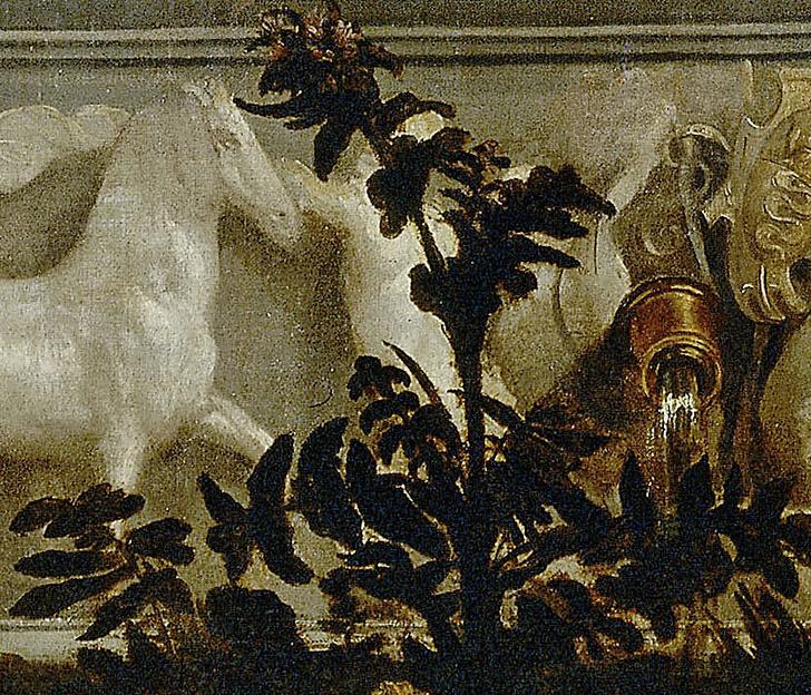 Фото №9 - 10 символов, зашифрованных в картине «Любовь небесная и Любовь земная»