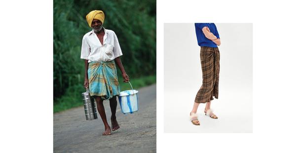Фото №2 - Что такое «дедушкины лунги» и почему все смеются над Zara?