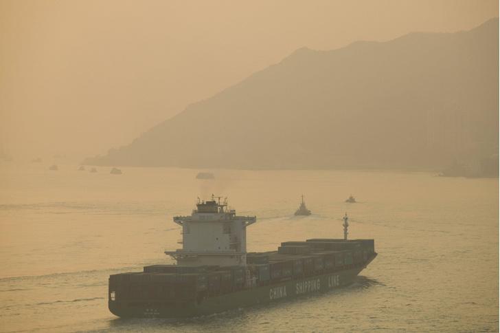 Фото №1 - Гонконг планирует построить искусственный остров