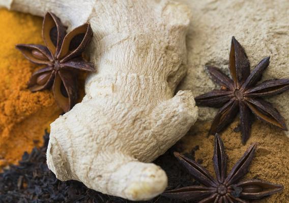 Фото №2 - Имбирный чай от простуды: 4 ароматных рецепта на любой вкус