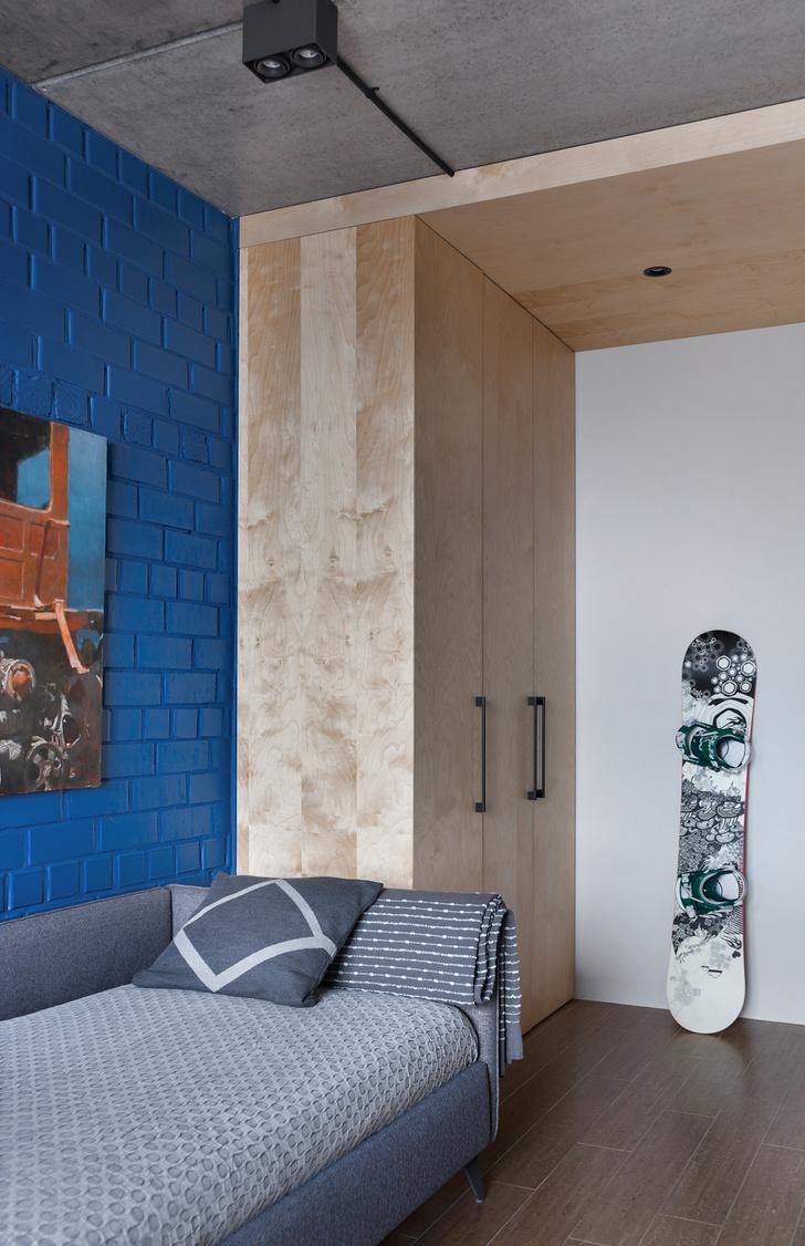 Фото №15 - Квартира в Перми 120 м² с панорамным видом на Каму