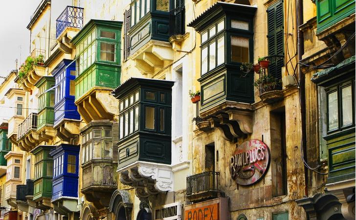Фото №1 - Английский 2-в-1: отдых и обучение на Мальте