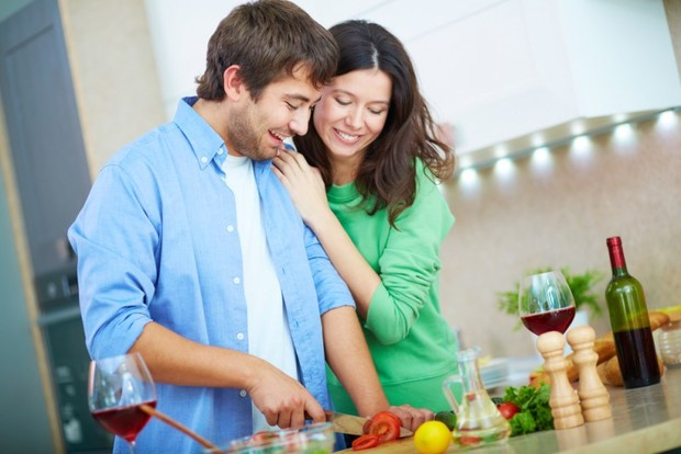 Неравный брак: жена старше мужа