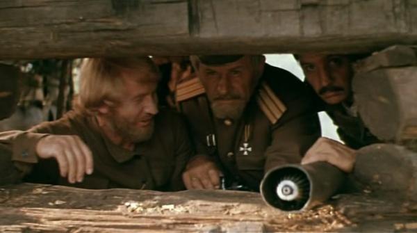 Еще один киношедевр о противостоянии красных и белых — «Конец императора тайги». «Льюис», как видишь, на своем законном месте