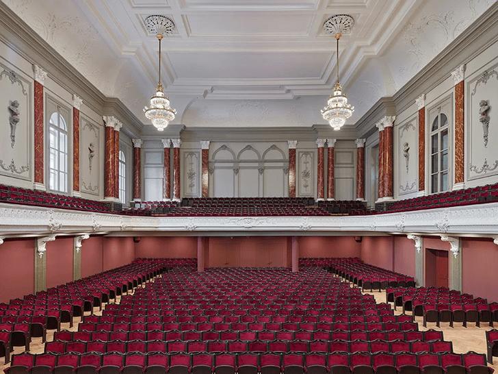 Фото №4 - Herzog & de Meuron: реконструкция концертного зала XIX века