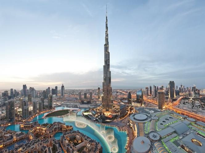 Фото №8 - Must see, must do и must taste в Дубае этим летом