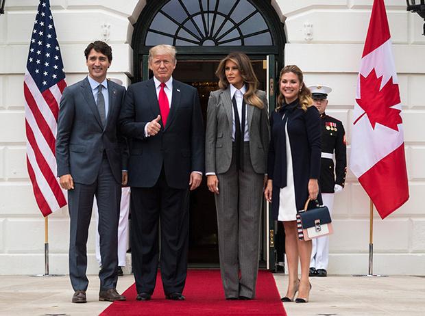 Фото №15 - 5 ложек дегтя: почему стиль Мелании Трамп не так хорош, как кажется