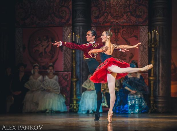 Фото №1 - Николай Чевычелов: «В балете порой нужно перешагивать даже через самих себя»