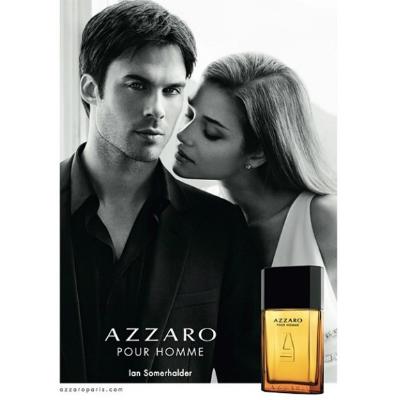 Реклама аромата Azzaro Pour Homme