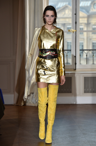 Фото №38 - 7 ключевых женских образов Недели haute couture SS17